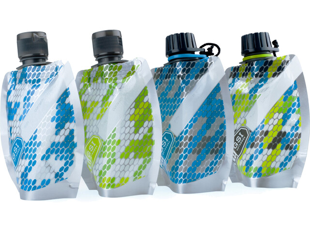 GSI Travel Bottle Soft 4 Pieces Set
